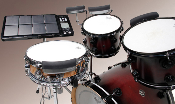 Hybrid Theory – Acoustic and Electronic Drums - Roland Australia Blog