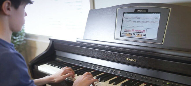 benefits of learning on a digital piano