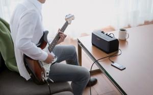 roland boss cube lite guitar amp