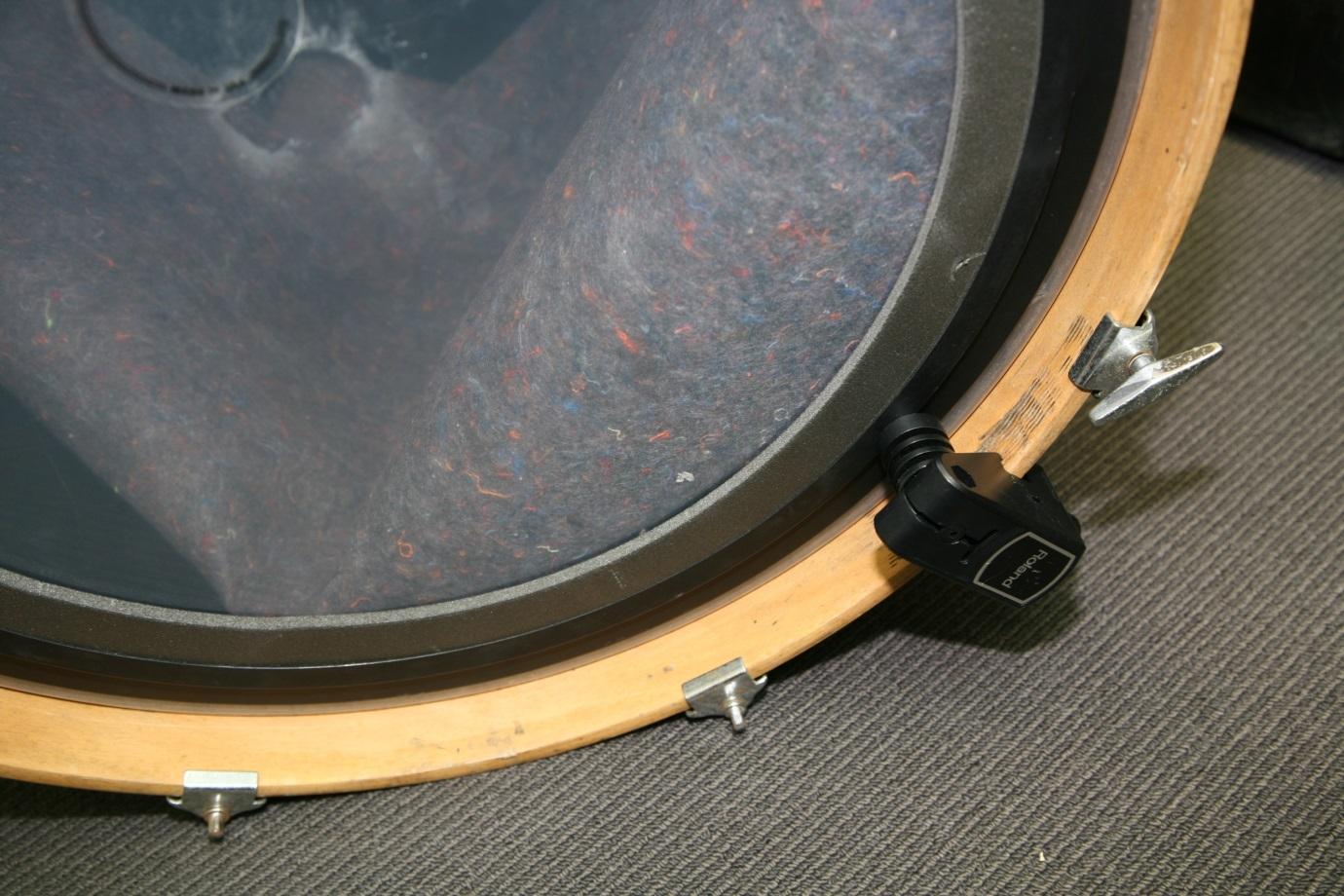 Michael Schack talks Hybrid: Acoustic Kit Setup - Roland