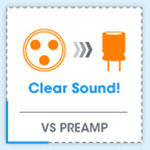 audio interface preamp