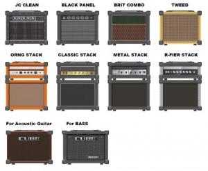 roland boss cube kit guitar amp