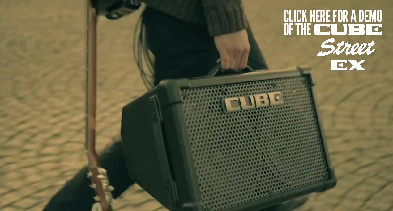 roland boss cube guitar amp
