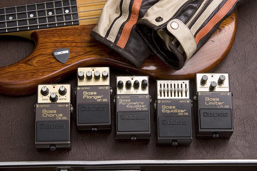 science bass overdrive boss bass pedals