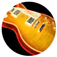 Led Zeppelin's guitar tone dissected