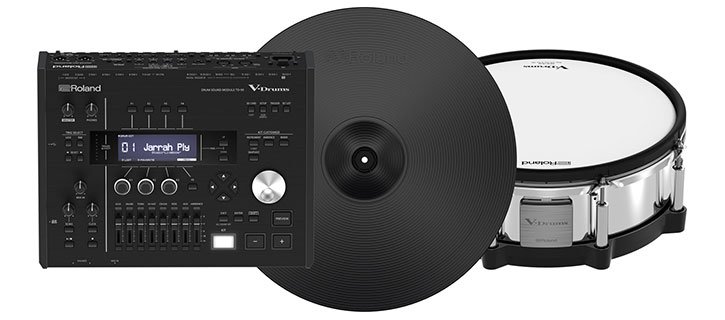 Roland TD-50DP package