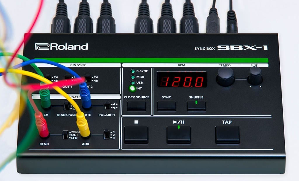 How to Integrate a Modular Synthesizer into Live Performance