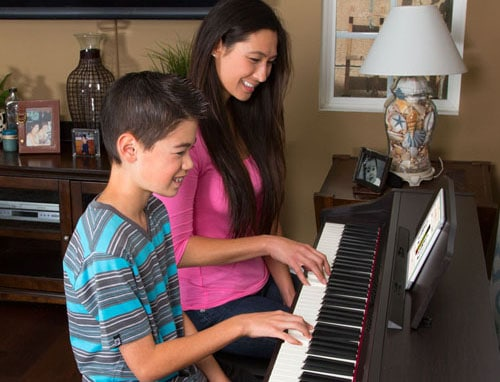 who are you buying a piano for?