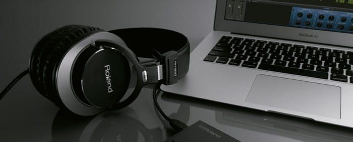 headphone monitoring music production