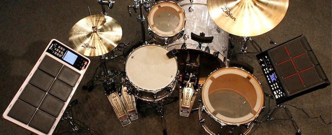 Hybrid Drum