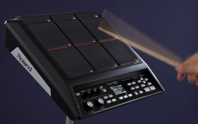 Roland SPD-SX Sampling Pad vs Roland OCTAPAD SPD-30