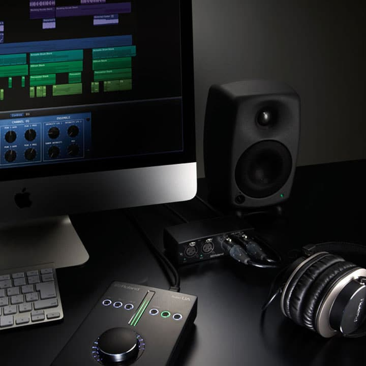 how to build a computer for music production