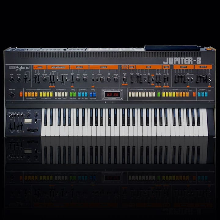 Roland Icon Series  The Jupiter-8 Synthesizer - Roland Australia ... 1b3579d68e4b