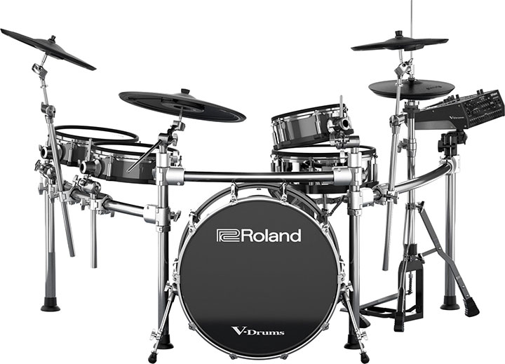 Expanding And Customizing Your V-Drums
