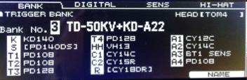 TD-50 Screen