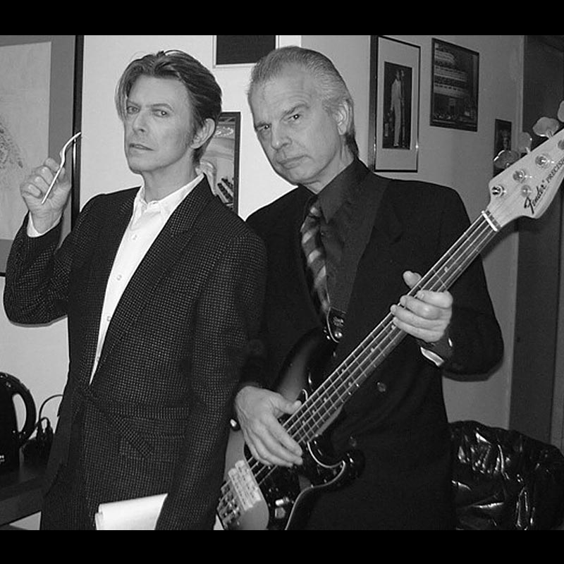 Roland Talk Exclusively With David Bowie Producer Tony Visconti