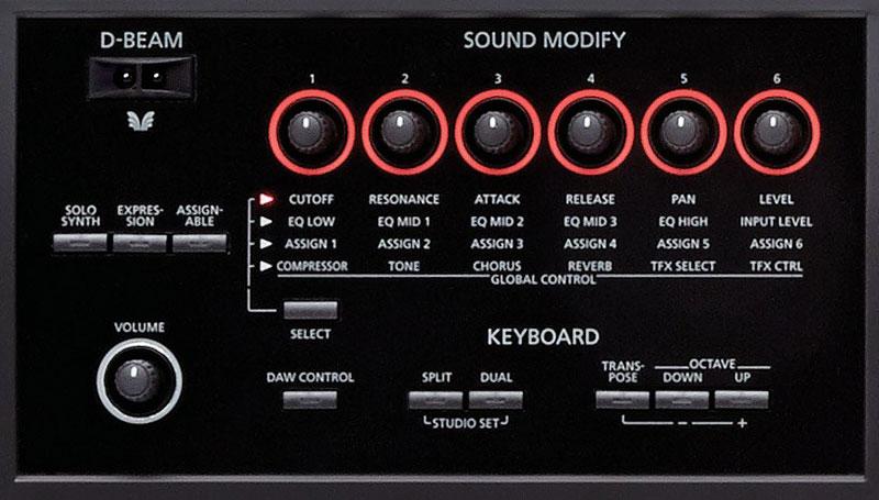 FA-06 - Synth bass
