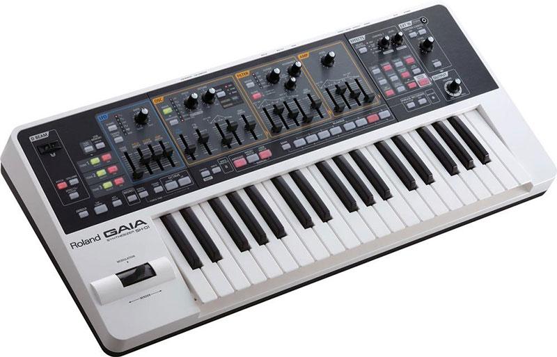 GAIA SH-01 - Synth Bass
