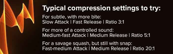 A Beginner's Guide to Compression - Roland Australia