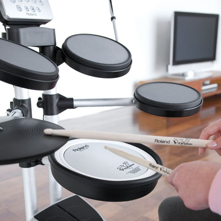 A beginners guide to learning electronic drums roland australia a beginners guide to learning electronic drums solutioingenieria Image collections