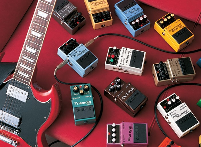 Compact Pedals