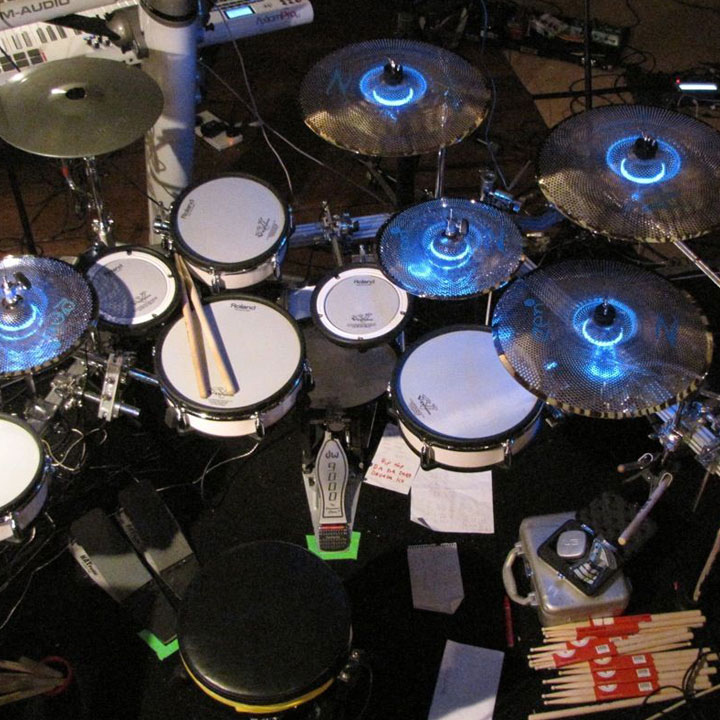 Should I Learn On An Electronic Or Acoustic Drum Kit Roland