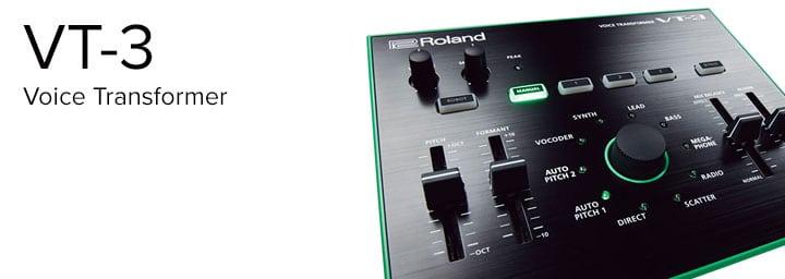 What Is A Vocoder? - Roland Australia