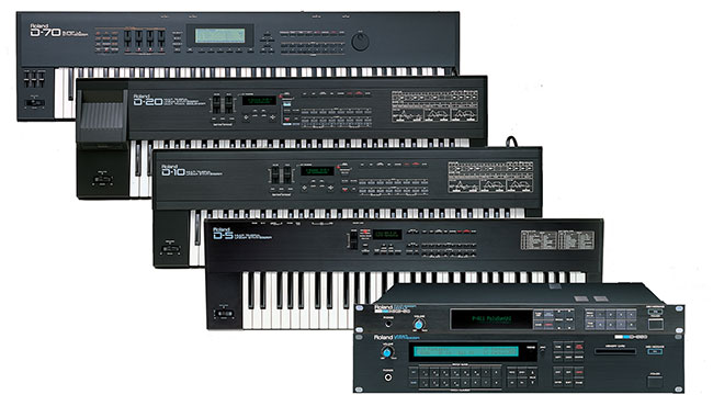 Roland Icon Series: The D-50 Linear Synthesizer - Roland
