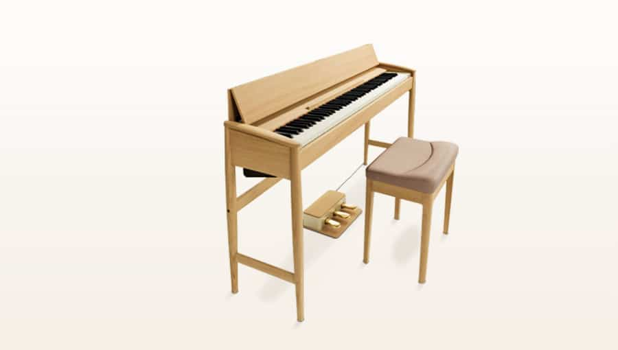 Kiyola KF-10 designers piano