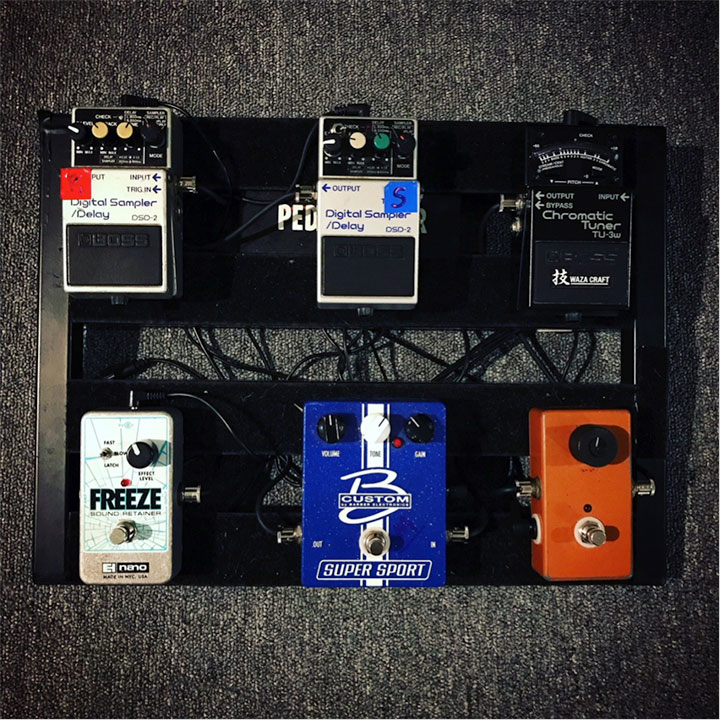 BOSS Pedal Project