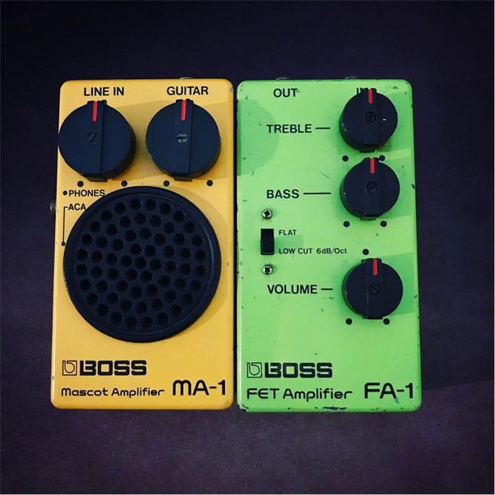 BOSS Pedal Project MA-1 FA-1