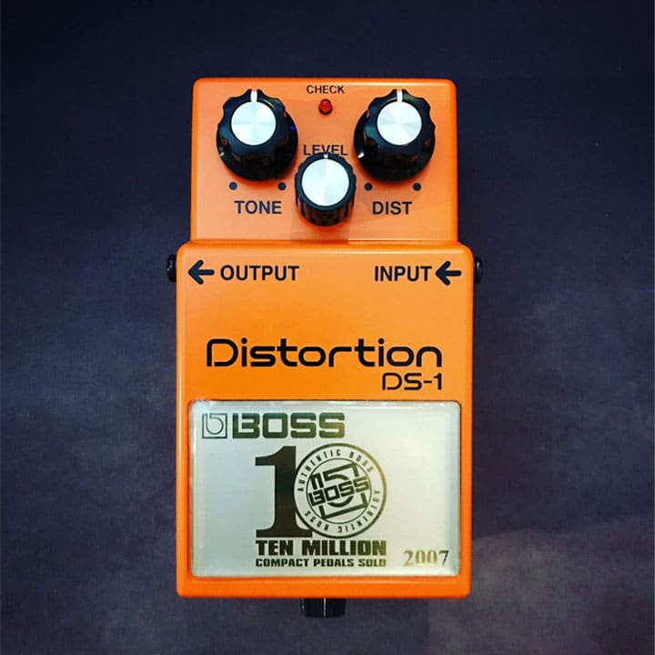 BOSS Pedal Project DS-1