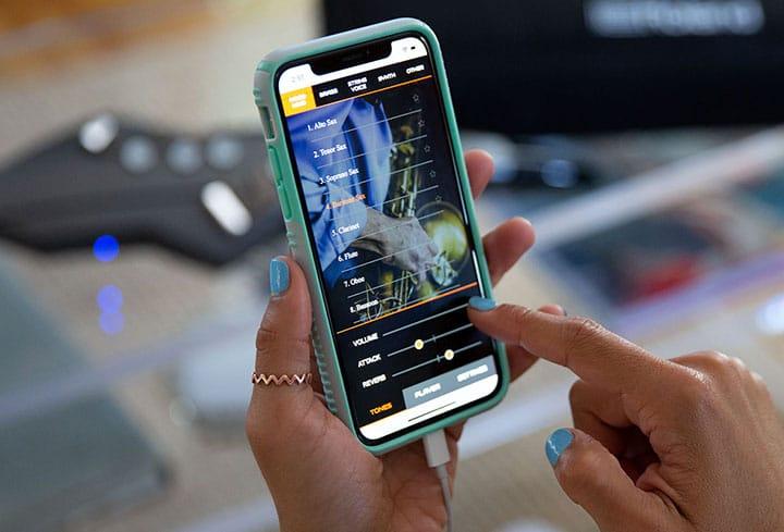 Aerophone GO App