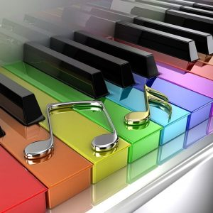 Fun Games To Play With Your Child On The Piano
